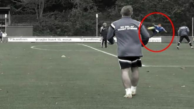 Amazing training ground goals