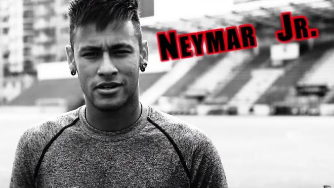 Neymar Jr. and the F2