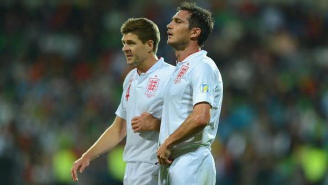 Steven Gerrard Vs. Frank Lampard