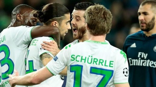 Ricardo Rodriguez scored from the spot to open up the scoring.