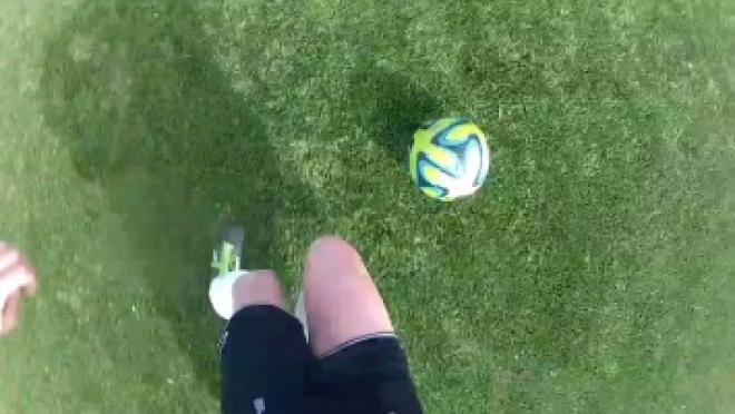 Beckenbauer (360 Degree Turn) Soccer Skills Training Video