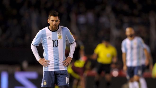 Argentina vs Peru lineup