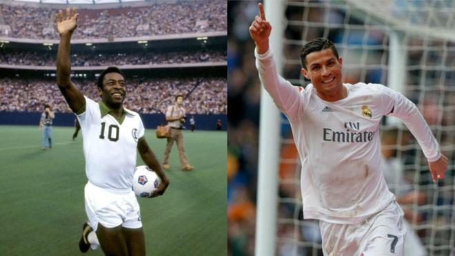 Who's scored the most career goals in soccer history?