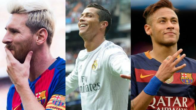 FIFA 17 player ratings