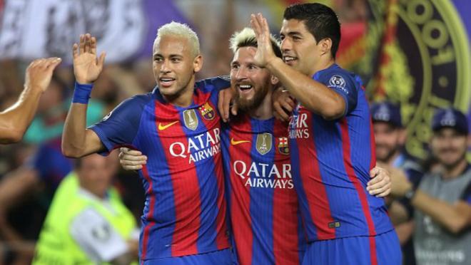 Barcelona defeat Celtic 7-0