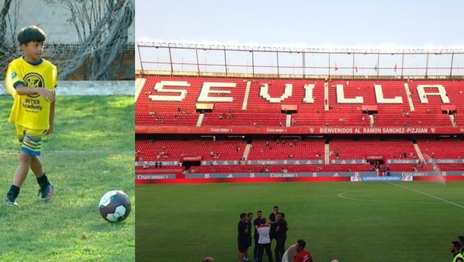 Caue heading to Sevilla