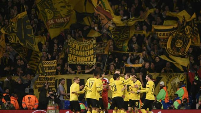 Borussia Dortmund squad depth