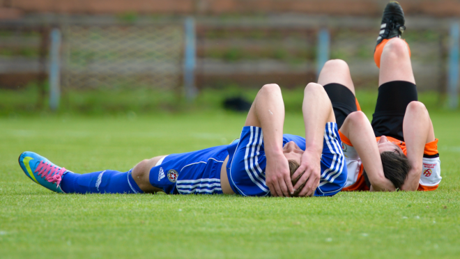 Concussions in soccer