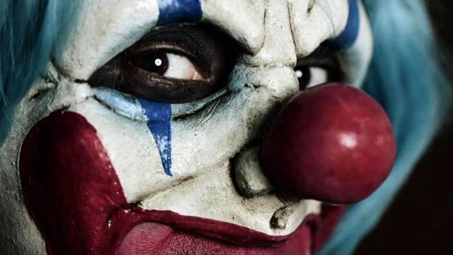 Clown sighting in Minnesota