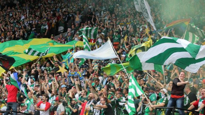 2016 MLS attendance