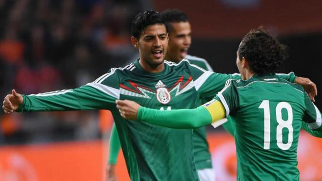 Mexico squad