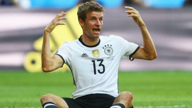 Thomas Muller Is Beefing With The Entire Nation Of San Marino