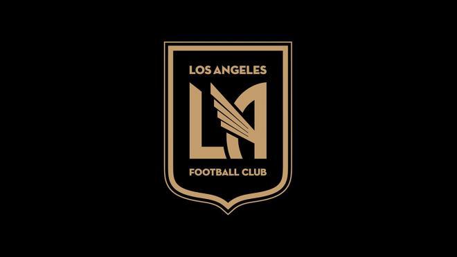Los Angeles FC's new logo
