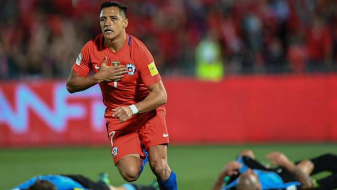 CONMEBOL World Cup Qualifying 2018