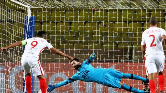 AS Monaco defeat Tottenham