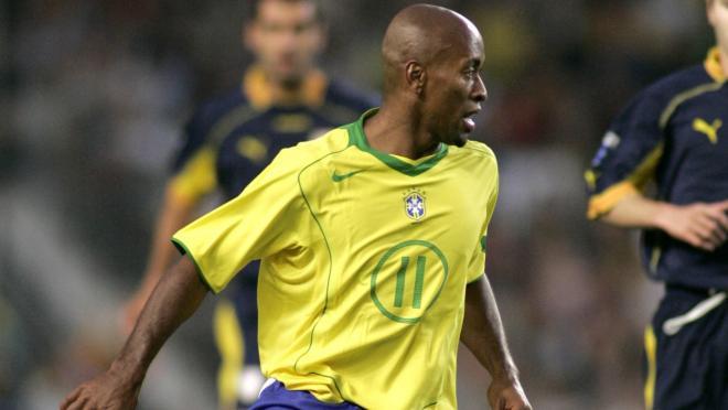 1997 Copa America Winner Ze Roberto, 42, Just Won The Brazilian Championship