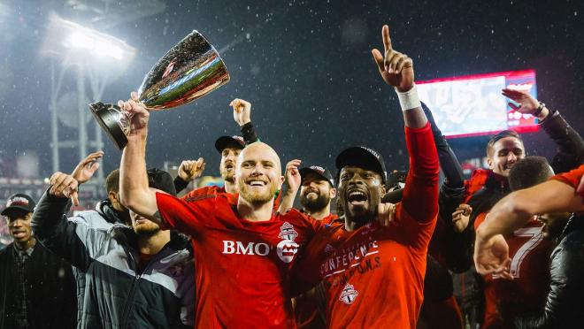 Toronto FC advance to the 2016 MLS Cup.