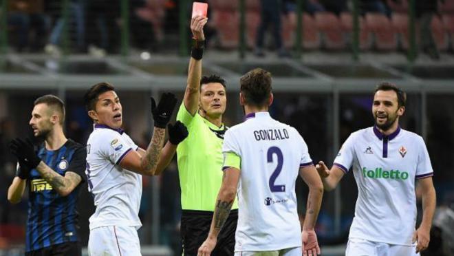 Fiorentina are struggling.