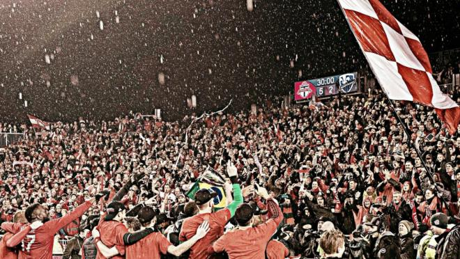 Toronto FC will host the Seattle Sounders in the 2016 MLS Cup final.
