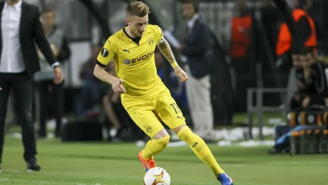 Marco Reus returns from injury.