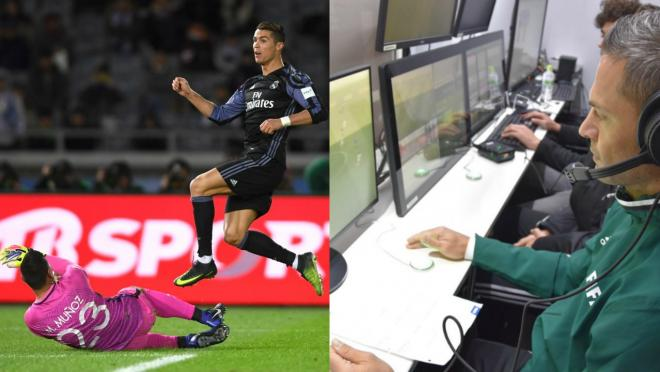 Instant replay at the FIFA Club World Cup