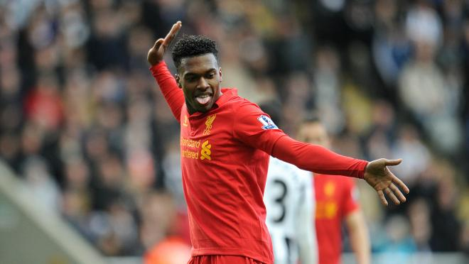 Liverpool Manchester City Preview - Daniel Sturridge Dance