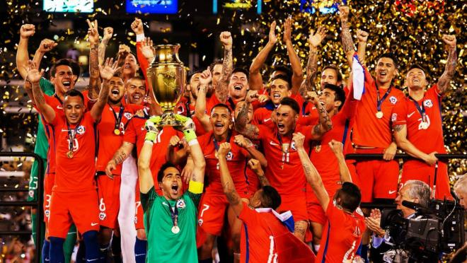 CONMEBOL dominated the Copa America Centenario