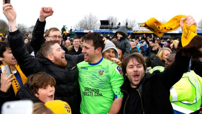 Sutton United's FA Cup magic
