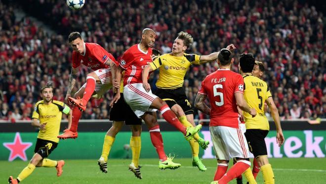 Dortmund Benfica
