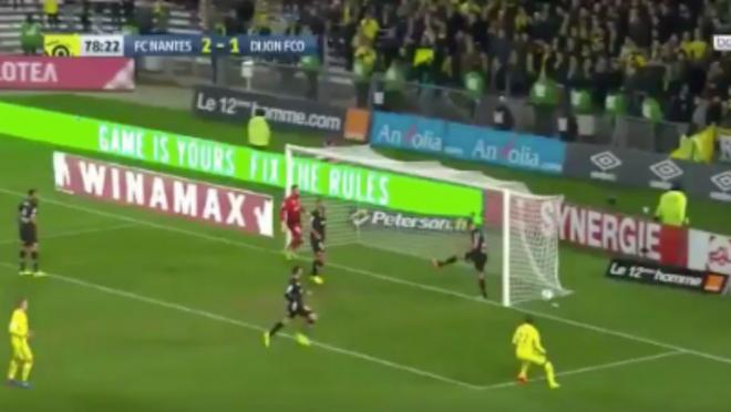 Felipe Pardo goal