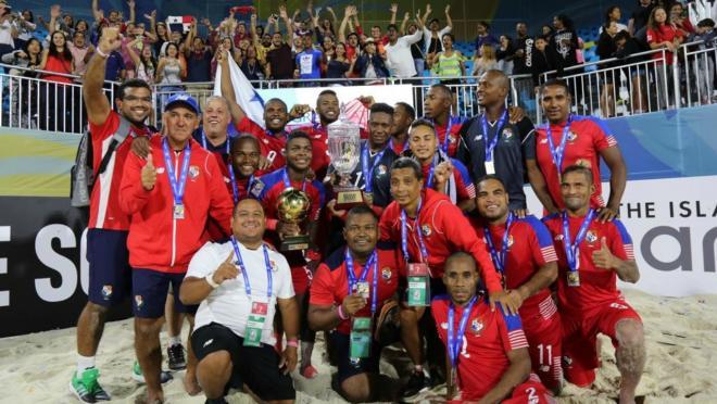 Panama Beach Soccer Championship