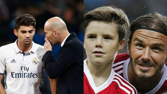 Zidanes and Beckhams