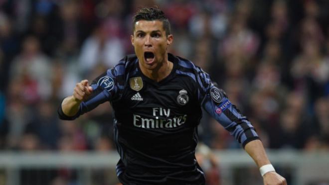 Cristiano Ronaldo 2nd Goal vs Bayern Munich