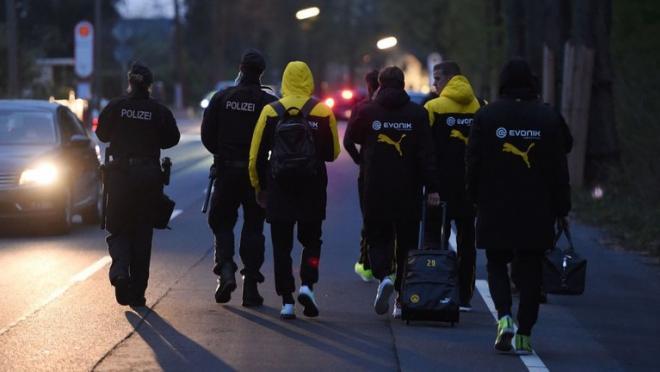 Borussia Dortmund bus bombing