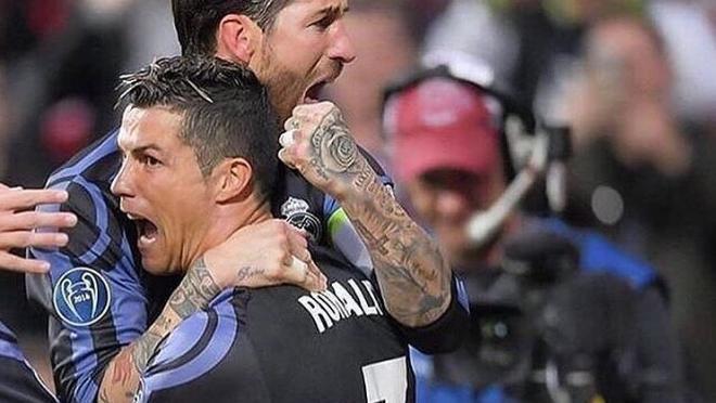 Ronaldo scores, but Ramos own goal sends game to extra time