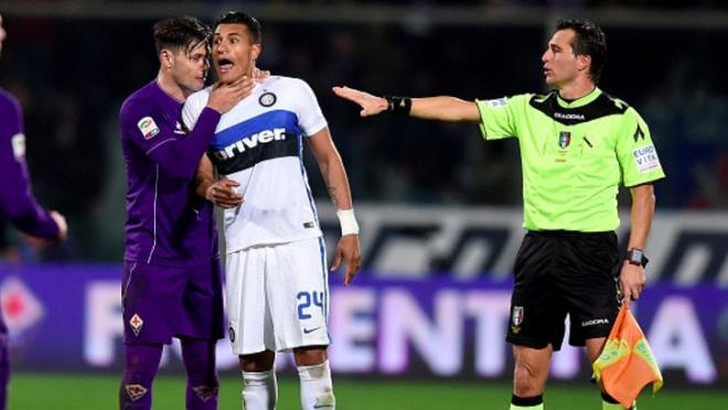 Fiorentina defeat Inter 5-4