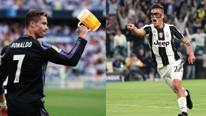 Champions League Drinking Game