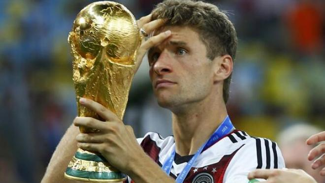 How much is the World Cup Trophy worth?