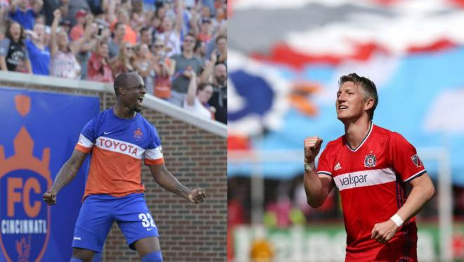 FC Cincinnati vs. Chicago Fire