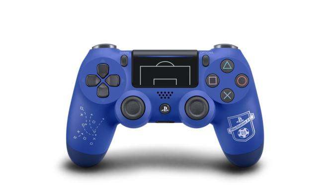 PlayStation F.C. controller