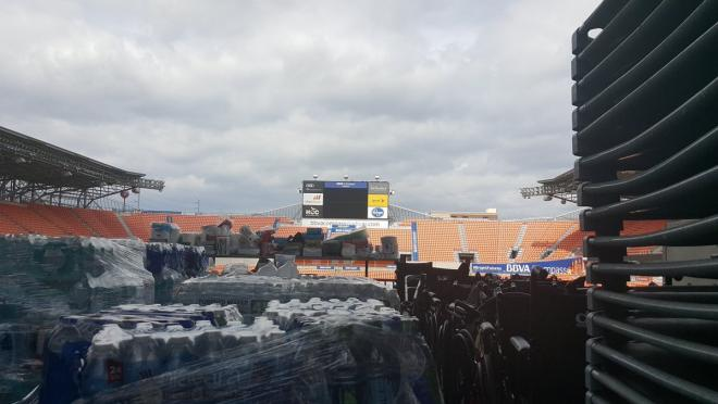 Houston Dynamo hurricane donations