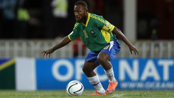 Solomon Islands soccer