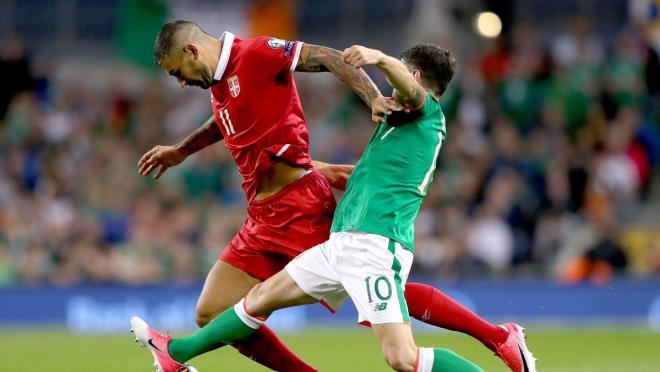 Ireland vs. Serbia