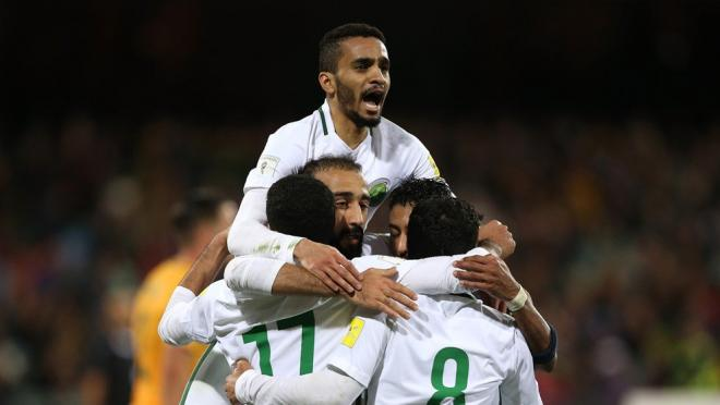 Saudi Arabia clinches World Cup