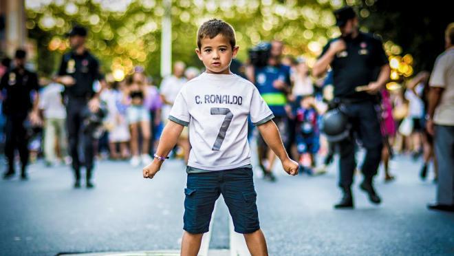Cristiano Ronaldo goal celebration