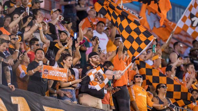 Houston Dynamo Hurricane Harvey Relief