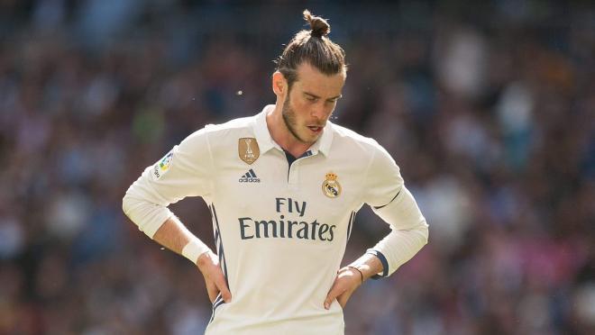 Gareth Bale lazy