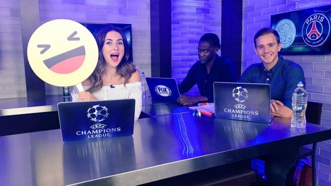 Champions League Facebook stream