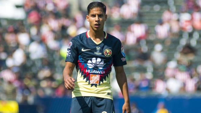 Diego Lainez transfer rumors
