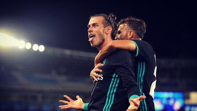 Gareth Bale speed